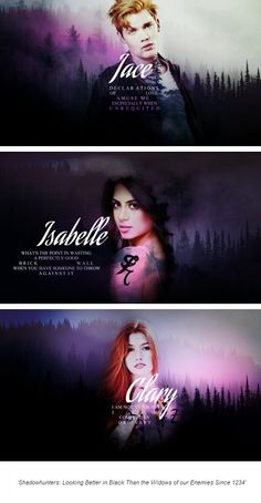 #ShadowhuntersTV I have high hopes for this show, please don't fail me now!!