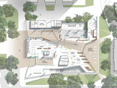 John Wardle Architects, Office dA · Faculty of Architecture, Building and Planning, University of Melbourne