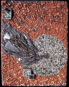"Rachel Sager ""Metallurgical understanding"" mosaic - geology"