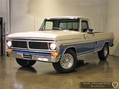 1970 Ford F250 Pickup for Sale in California