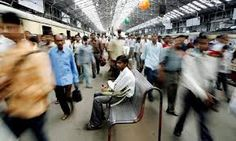 Image result for busy commuter trains