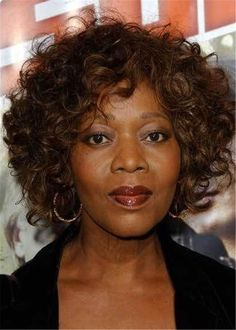 Corey Short Wavy / Curly Sepia African American Lace Front Wigs for Women Human Hair Short Curly Weave, Short Wavy, Short Curly Hair, Curly Hair Styles, Wavy Weave, Quick Weave, Curly Blonde, Oblong Face Hairstyles, Curly Weave Hairstyles