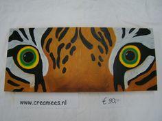 tijgerogen  tiger eyes Creamees