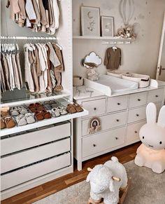 Baby Boy Rooms, Baby Bedroom, Baby Cribs, Kids Bedroom, Ikea Baby Room, Baby Room Design, Home Room Design, Baby Nursery Decor, Baby Decor