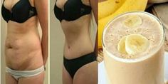 Flat belly detox smoothie (to help you get fit & burn fat! Diet Motivation Pictures, Diet Motivation Funny, Fat Loss Drinks, Fat Burning Drinks, Vegetarian Recipes Videos, Diet Recipes, Cinnamon Weightloss, Flat Belly Detox, Banana Drinks