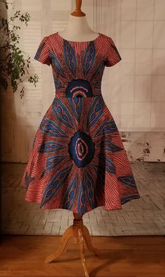 Made to order African clothingAfrican dresses for women African Fashion Ankara, Latest African Fashion Dresses, African Print Fashion, Africa Fashion, African Style, Short African Dresses, African Print Dresses, African Prints, African Fabric