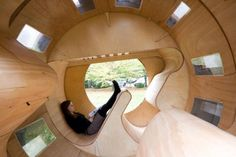 Roll it - an interesting housing concept - Living in a shoebox