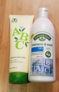 Skin Care 20398: Arbonne Baby Care -> BUY IT NOW ONLY: $30 on eBay!
