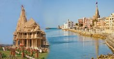 Dwraka Somnath Gujarat tour packages @ lowest price.. for more: https://www.gujarattours.co.in/dwarka_somnath.php