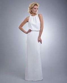 Andie gown by Olia Zavozina