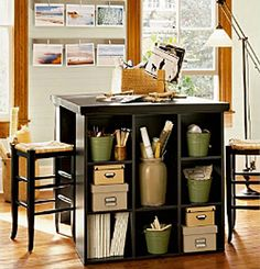 Knockout Knockoffs: Pottery Barn Work Station