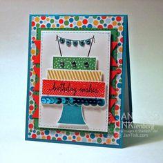 Build a Birthday card