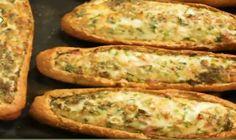 Ekmek Dolması: Pazar Sabahlarının Kralı #yemekmutfak #yemektarifleri #kahvaltı #kahvaltıtarifleri #tarif #nasılyapılır Baked Potato, Brunch, Potatoes, Baking, Ethnic Recipes, Food, Potato, Bakken, Essen