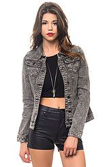 lira wild one jacket $37.98 @ plndr