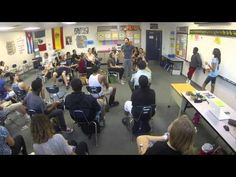 Present and past tenses-TPRS - YouTube