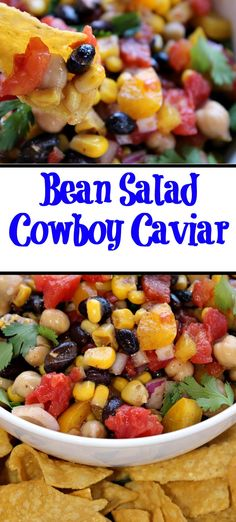 Amazing Bean Salad Cowboy Caviar WW Smartpoint* This Cowboy Caviar aka bean salad is the perfect light dish to make! Perfect for bbqs, tailgating, light lunches and full of protein. Pastas Recipes, Ww Recipes, Healthy Recipes, Avocado Recipes, Skinny Recipes, Family Recipes, Turkey Recipes, Potato Recipes, Crockpot Recipes