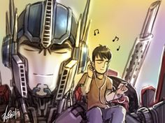 Headcanon that Optimus really enjoys choir music. You know, where it's just people harmonizing, singing, and forming the instruments themselves with just their voice. I feel like that is the music that Optimus listens to.