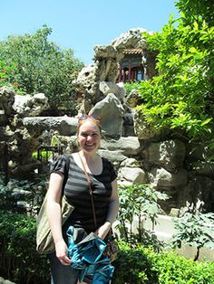 Anderson University alum and high school English teacher, Emily Race, traveled to Beijing for three weeks to teach English. Learn more about her trip: http://anderso.nu/emily-race