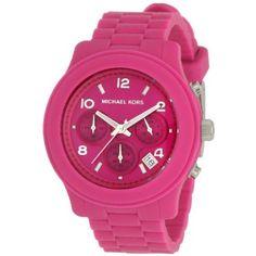 Michael Kors Women MK5295 Sport Chronograph Pink