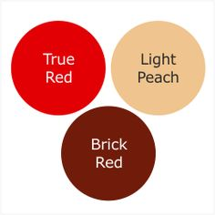 How To Wear True Red For A Toned Autumn (Soft Autumn)