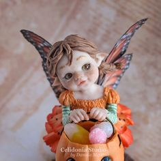 Celidonia Studio: Halloween Fairy - Trick or Treat?