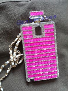 perfume bottle bag phone case perfume galaxy s5  by GmakeCases, $25.89