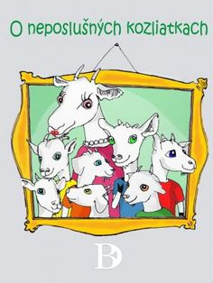 O neposlušných kozliatkach | Pohádky pro předškoláky | eReading Snoopy, Marketing, Fictional Characters, Art, Art Background, Kunst, Performing Arts, Fantasy Characters, Art Education Resources