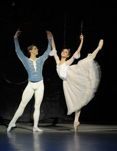 .Alina Somova and Vladimir Shklyarov, The Nutcracker, Mariinsky Ballet