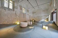 Stonescape by Kengo Kuma & Associates    Yellowtrace