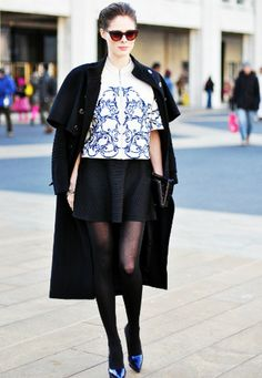 Fashion Week Street Style Autumn/Winter