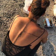 Back Tattoo ♥