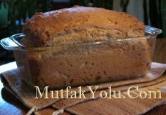 Tasty and Healthy Homemade Bread Without Flour Gf Bread Recipe, Bread Recipes, Flour Recipes, Sin Gluten, Healthy Homemade Bread, Flourless Bread, Yummy Food, Tasty, Bread Baking