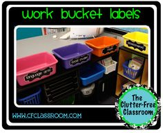 Organizing Student Work for Grading and Assessing {Paper Organization in the Classroom}