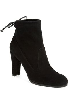 STUART WEITZMAN 'Perfection' Bootie (Women) (Nordstrom Exclusive). #stuartweitzman #shoes #boots