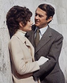 Audrey photographed with her husband Dr. Andrea Dotti by Pierluigi Praturlon in Rome (Italy), in May 1971.