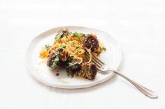 Spaghetti Squash and