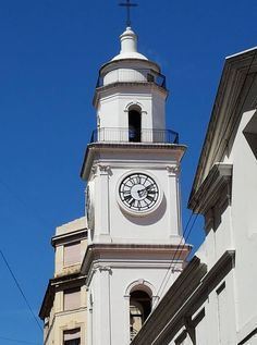 Iglesia de San Ignacio de Loyola. CABA