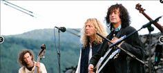 MAGE MUSIC: 1994 - Page & Plant - Wales, Corris Slate Quarry
