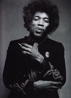 James Marshall Hendrix was an American musician, singer and songwriter. Despite a limited mainstream exposure of four years, he is widely considered one of the most influential electric guitarists in ...