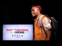 Men's back to school fashion guide