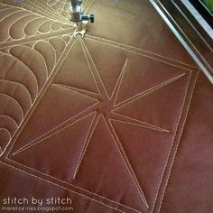Stitch by Stitch: Fine Line Quilting Rulers