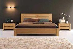 Bed Headboard Design, Bedroom Bed Design, Home Room Design, Headboards For Beds, Bedroom Wall Colors, Bedroom Layouts, Modern Bedroom Furniture, Bed Furniture, Furniture Online