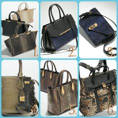Henri Bendel Limited Edition Handbag Purse collection