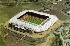 Stadium of Light - Sunderland FC, England