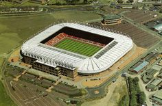 Stadium of light Sunderland