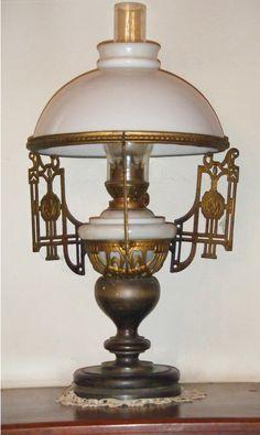 lamparas antiguas de bronceEN PINTEREST - Buscar con Google