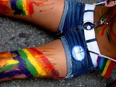 Such a cute Pride idea!! Can't wait for my 1st one!