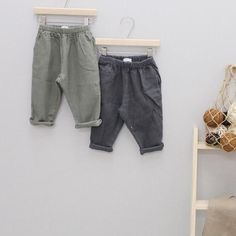 OurDakota Linen Trousers are a soft easy wear trouser that can be dressed up or down. Made from cotton and featuring an elastic waist. Your child will be able to move freely while looking great. Material: Cotton,Fit: Fits true to size, take your normal size Please allow 2-4 weeks for shipping and handling Linen Trousers, Easy Wear, Elastic Waist, Looks Great, Khaki Pants, Dress Up, Child, Baby, Cotton