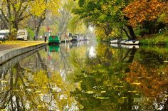 Union Canal, Edinburgh Visit Britain, Edinburgh, Scotland, Instagram Posts