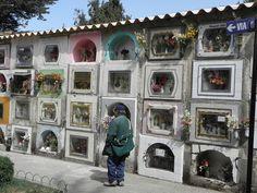 La Paz Cemetery, Bolivia by gyanf, via Flickr